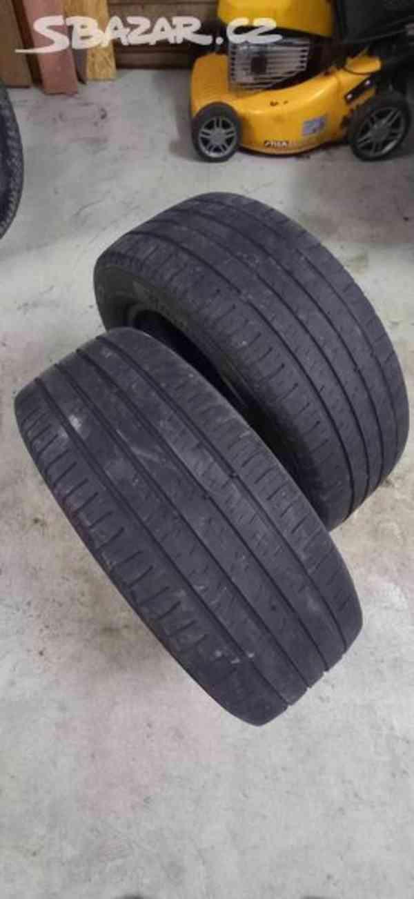 Letní pneumatiky Bravuris 3 195/55 R 15 H