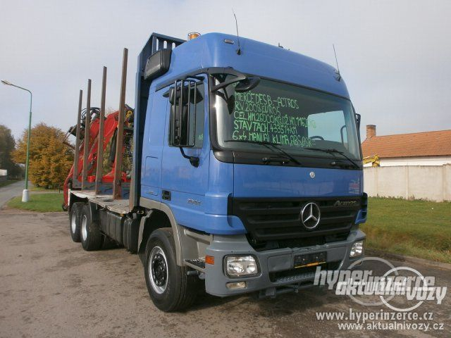 Mercedes-Benz Actros 2644L (ID 9621)