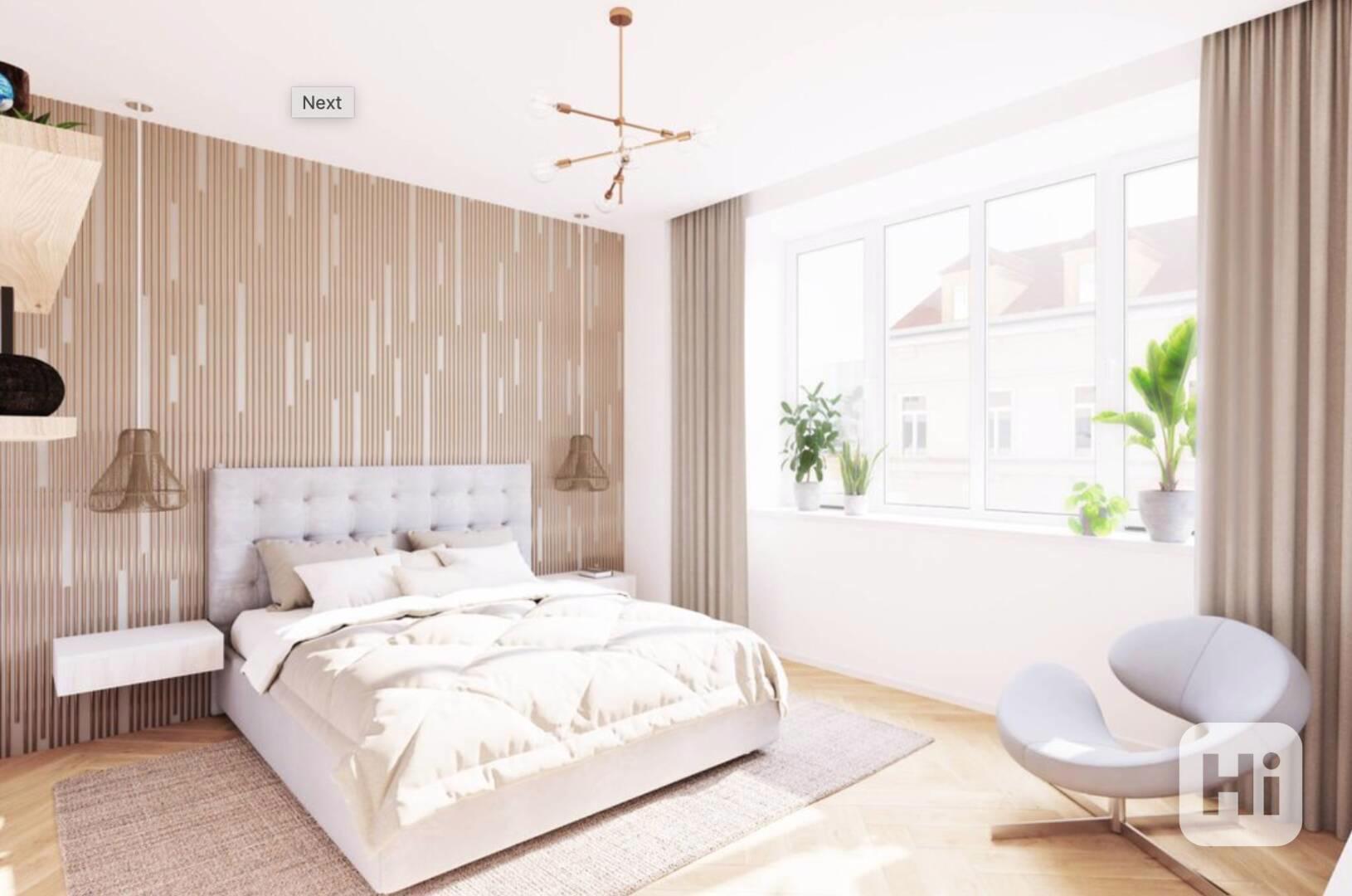 Luxusní byty s výhledem na Pražský Hrad a Národní muzeum - foto 1