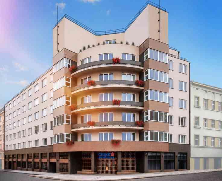 Luxusní byty s výhledem na Pražský Hrad a Národní muzeum - foto 9