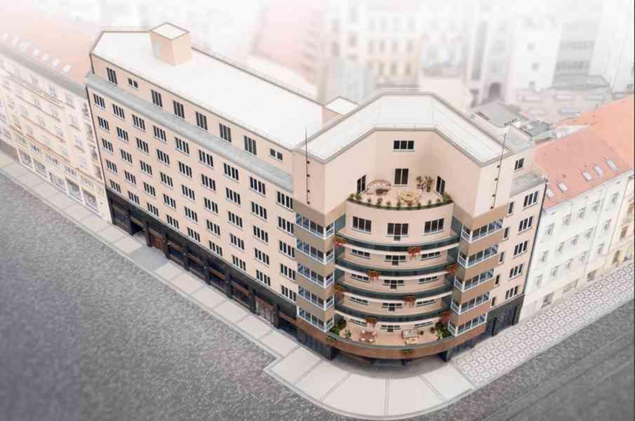 Luxusní byty s výhledem na Pražský Hrad a Národní muzeum - foto 6