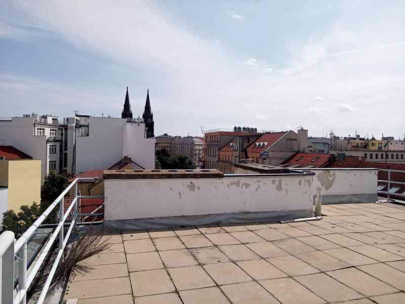 Luxusní byty s výhledem na Pražský Hrad a Národní muzeum - foto 4