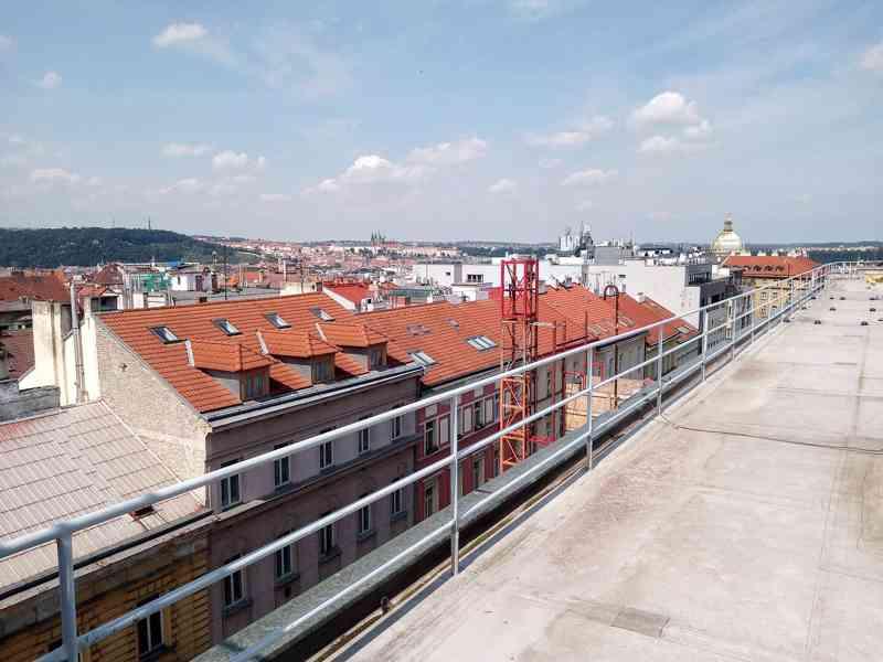 Luxusní byty s výhledem na Pražský Hrad a Národní muzeum - foto 2