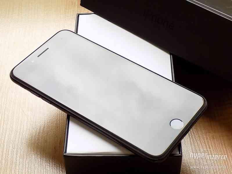 APPLE iPhone 7 PLUS 32GB Jet Black - ZÁRUKA - SUPER STAV - foto 4