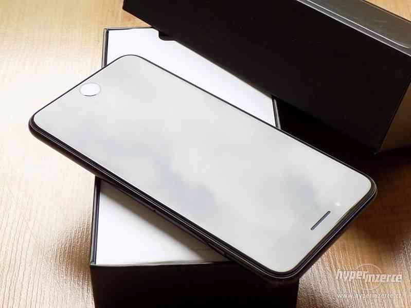 APPLE iPhone 7 PLUS 32GB Jet Black - ZÁRUKA - SUPER STAV - foto 5