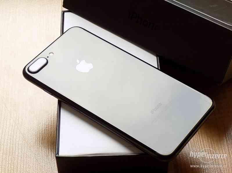 APPLE iPhone 7 PLUS 32GB Jet Black - ZÁRUKA - SUPER STAV - foto 6