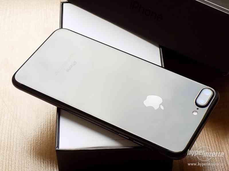 APPLE iPhone 7 PLUS 32GB Jet Black - ZÁRUKA - SUPER STAV - foto 7