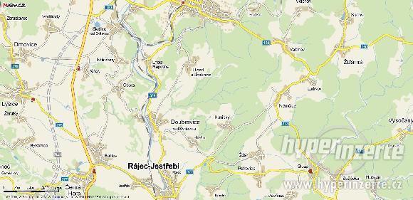 Prodej pozemku 16 756 m2, Němčice, okr. Blansko - foto 1