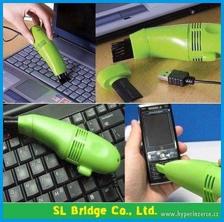Mini USB vysavač k PC