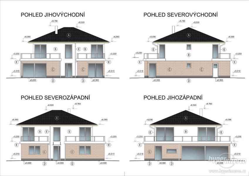Projektování a zaměřování pozemních staveb PELHŘIMOV A OKOLÍ