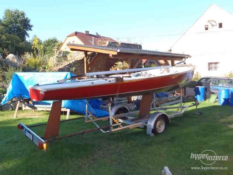 Prodám plachetnici Tempest - foto 1