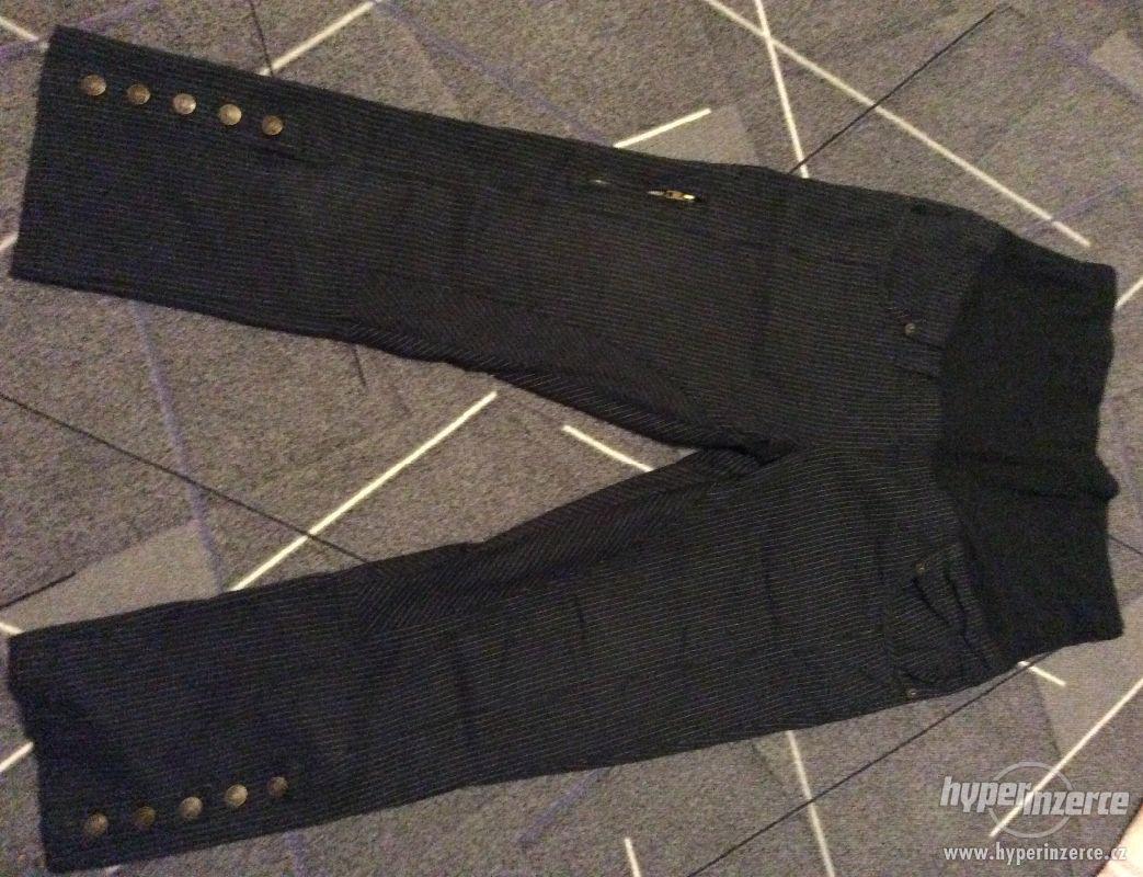Těhotenské kalhoty - foto 1
