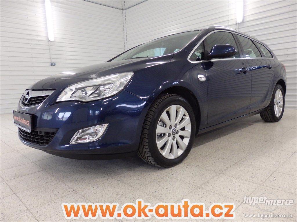 Opel Astra 1.7 CDTI COSMO 99 000 KM-DPH 2012 - foto 1