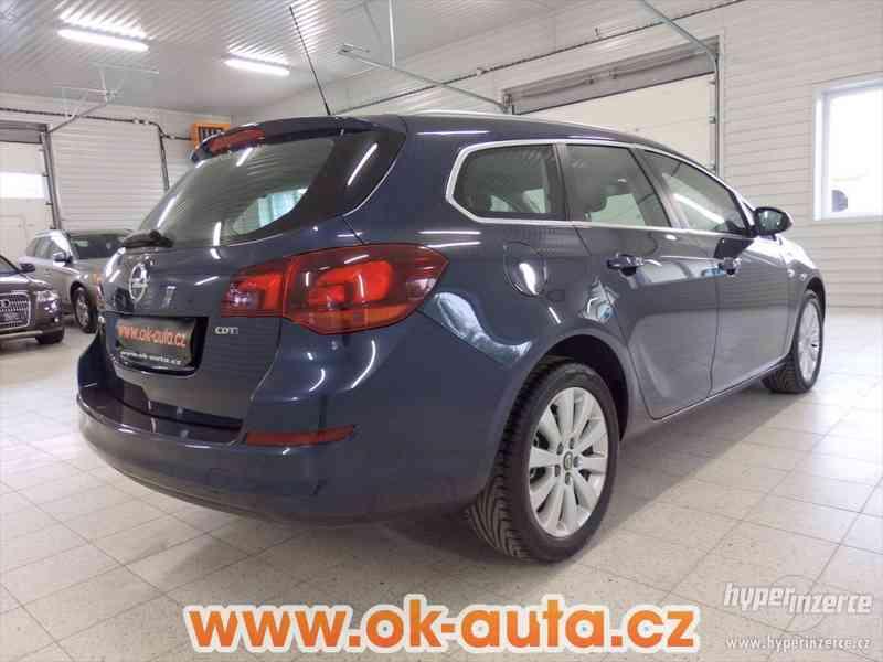 Opel Astra 1.7 CDTI COSMO 99 000 KM-DPH 2012 - foto 4