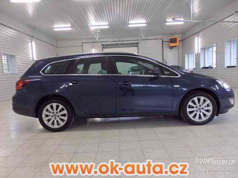 Opel Astra 1.7 CDTI COSMO 99 000 KM-DPH 2012 - foto 5