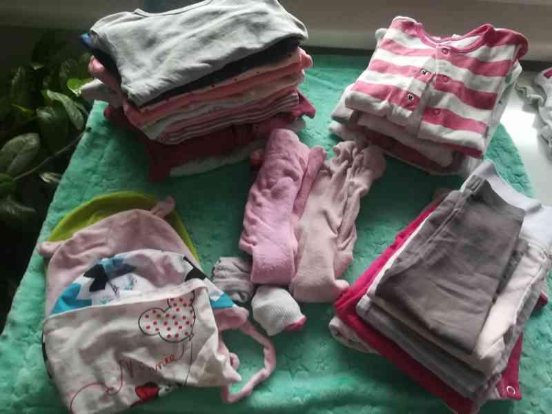 Oblečení pro holčičku vel 74-80