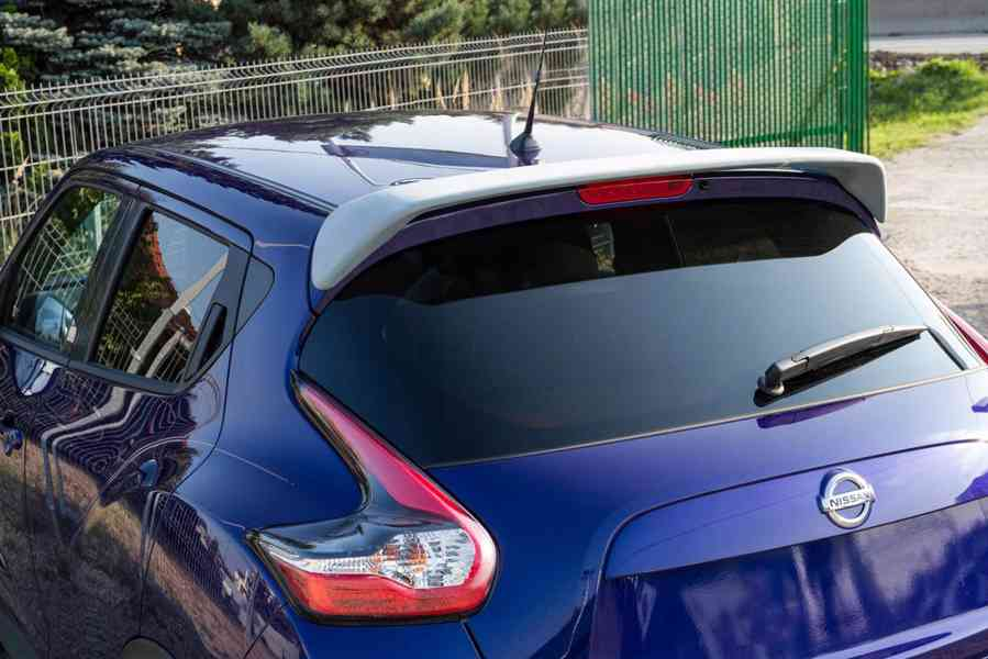 Nissan juke spoiler kridlo tuning stresni