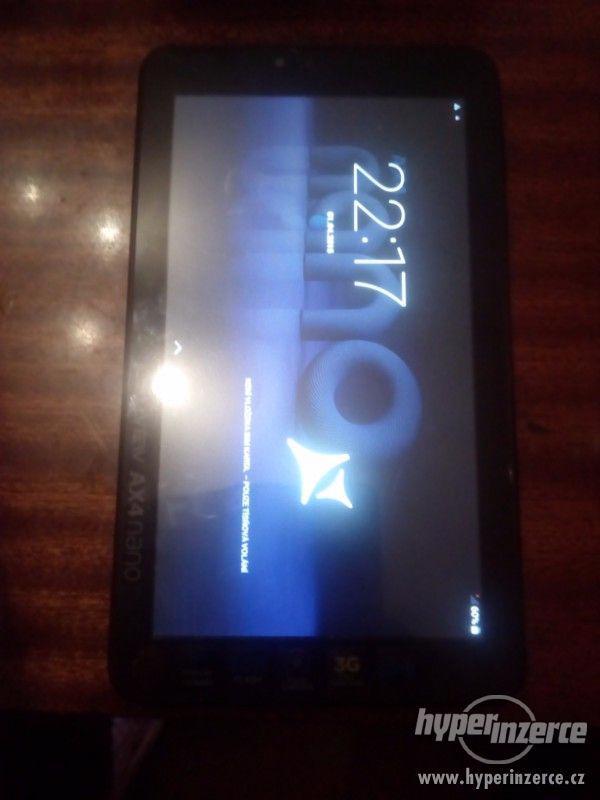Tablet Ax4 Allveiv Nano plus - foto 2