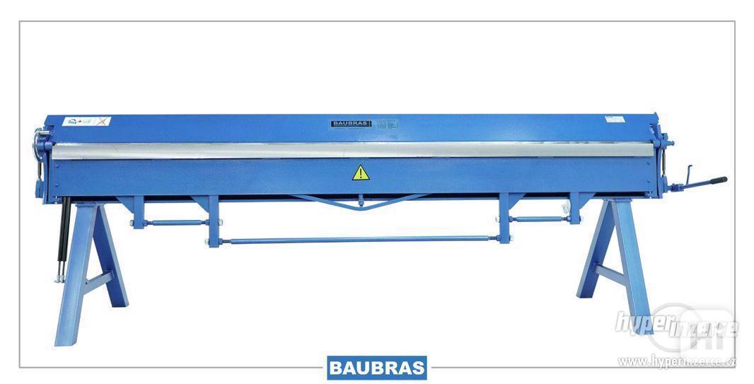 Klempířská ohybacka plechu 3 / 1,0  BAUBRAS OHYBACKY PLECHU - foto 1