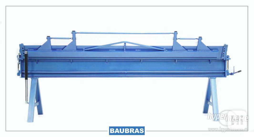 Klempířská ohybacka plechu 3 / 1,0  BAUBRAS OHYBACKY PLECHU - foto 3