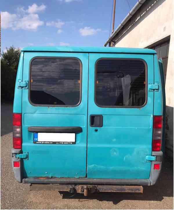Fiat ducato 1.8D - foto 2
