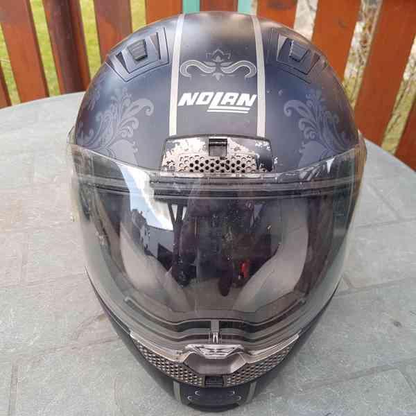 MOTO HELMA NOLAN N85