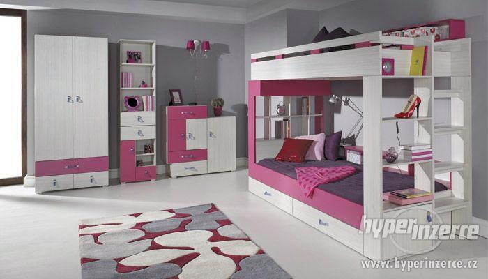 Kompletní dětský pokoj