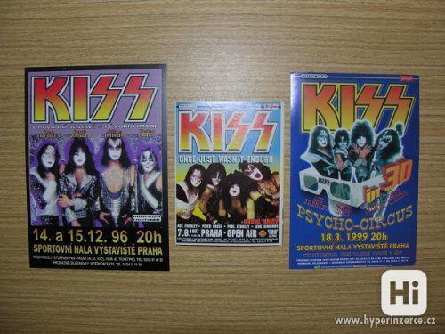 KISS - letáky