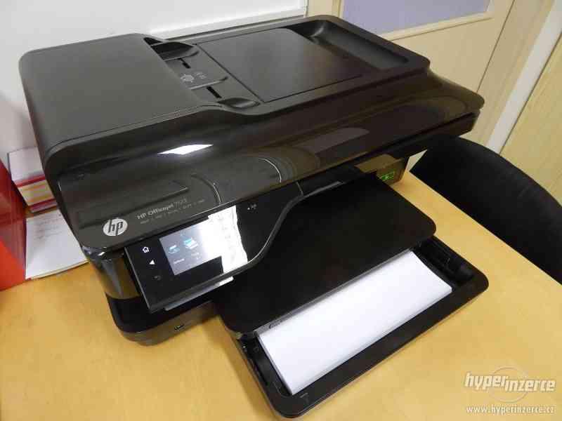Multifunkční A3 tiskárna, skener, A4 kopírka, fax,