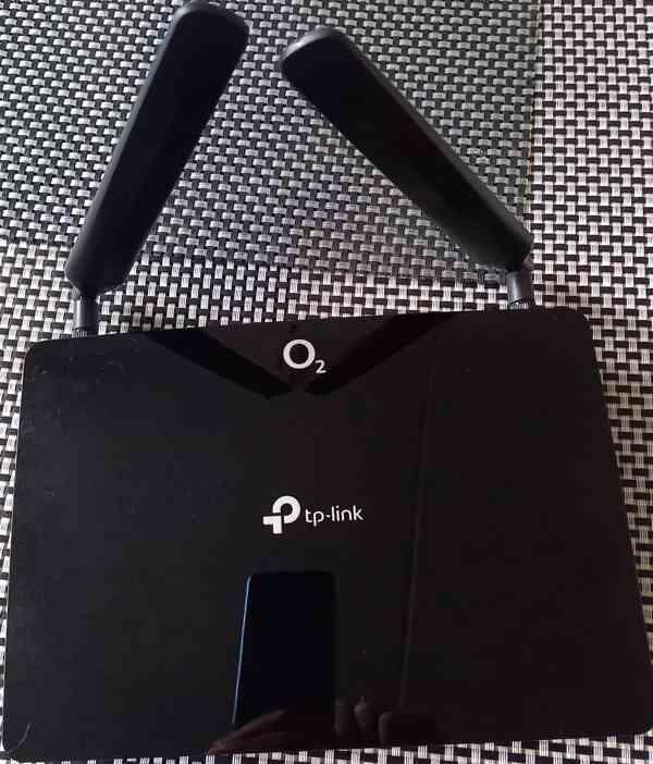 Prodám duální modem TP-LINK Archer MR200 pro náročné uživate