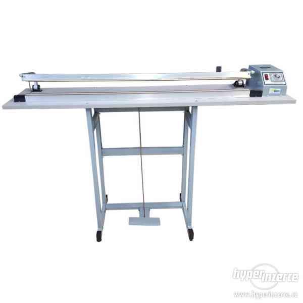 Svářečky folií hliníková s nožem, svar 1000x2 mm