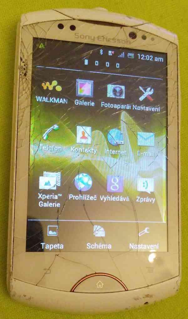 Dotykové mobilní telefony -vč. baterií a nabíječek!!! - foto 5