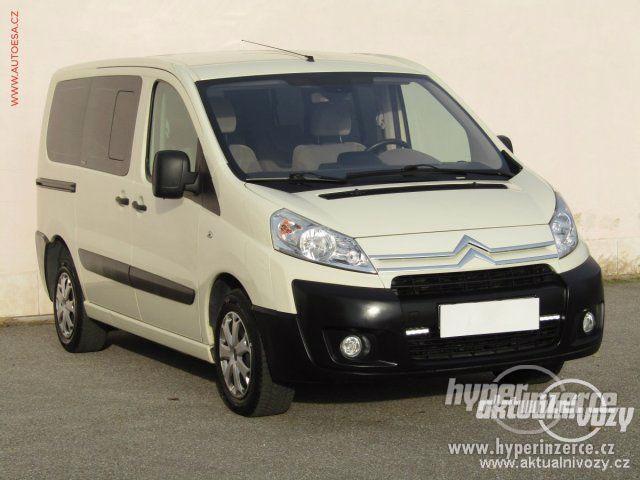 Prodej užitkového vozu Citroën Jumpy