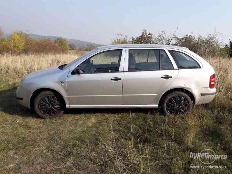 Škoda Fábia 1,9 SDI na náhradní díly