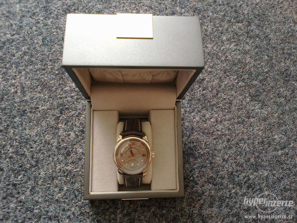 Luxusní pánské hodinky - foto 1
