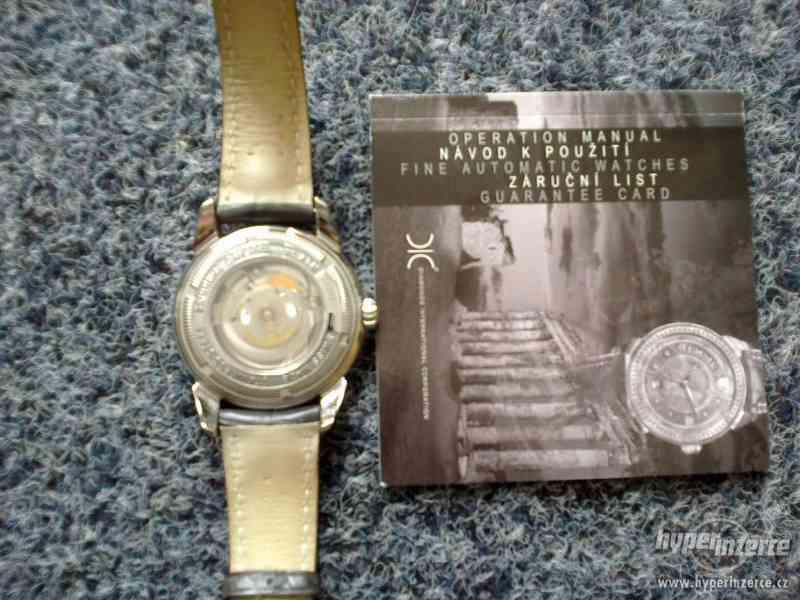 Luxusní pánské hodinky - foto 3