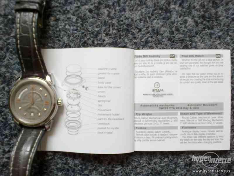Luxusní pánské hodinky - foto 4