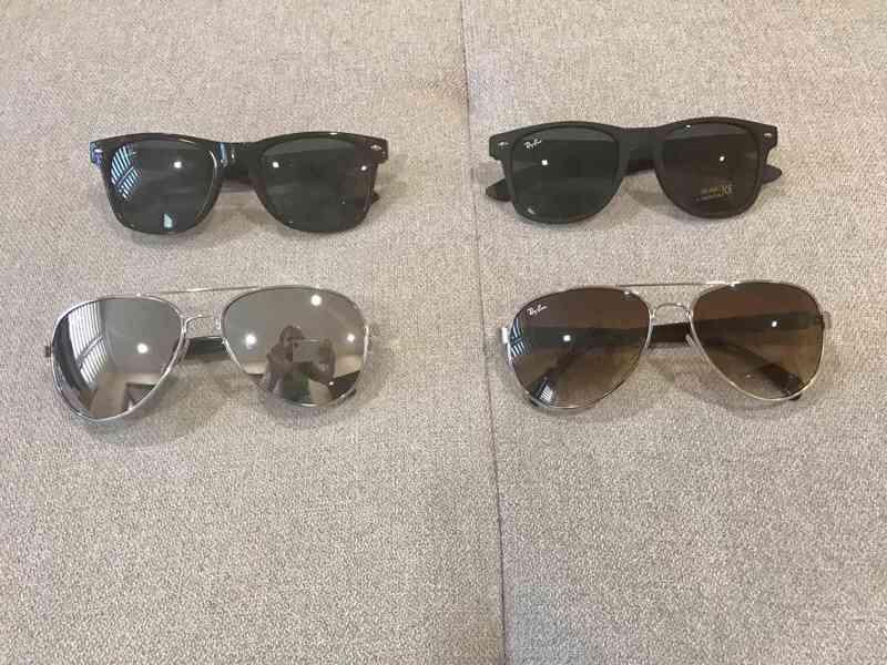 nové sluneční brýle RayBan