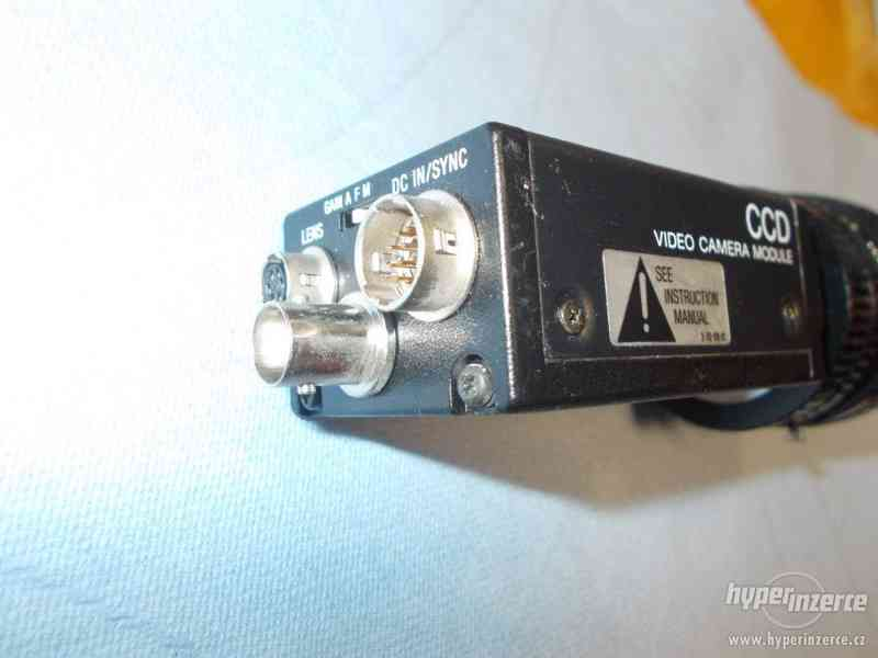 prodám kamery JVC a CCD Towada +focusy