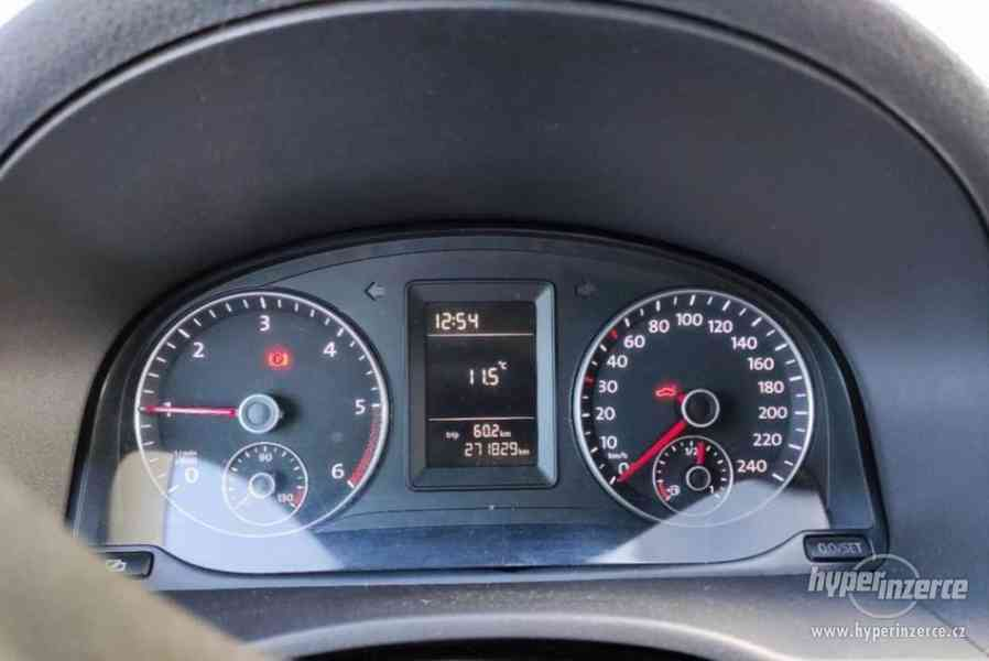 WV Caddy MAXI diesel 1,6 TDI 75kW - foto 2