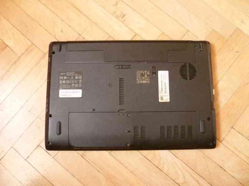 """Notebook ACER Aspire 5250 15,6"""" - vadný, na díly - foto 5"""