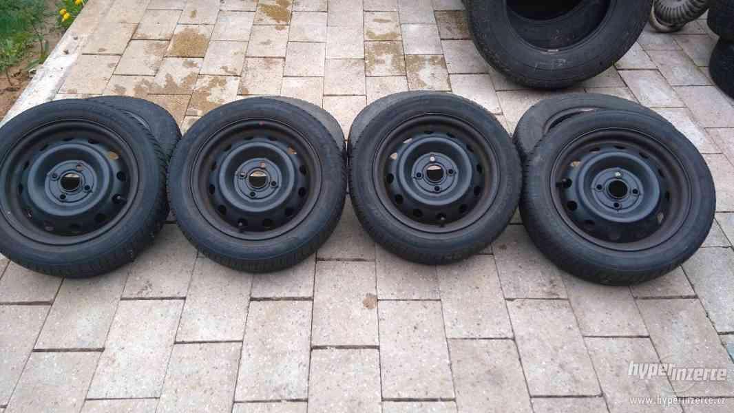 Plechové disky Hyundai I10