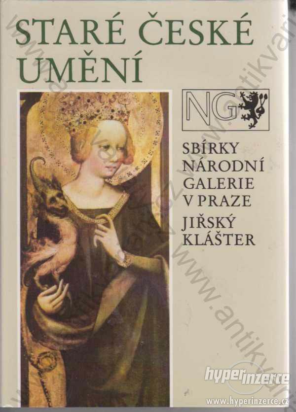 Staré české umění Sbírky NG v Praze, 1988