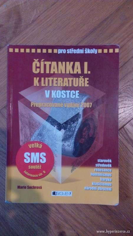 Prodám učebnice pro SŠ - foto 2