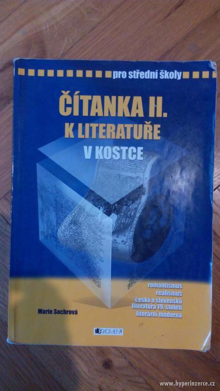 Prodám učebnice pro SŠ - foto 3