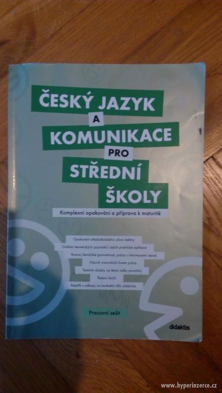 Prodám učebnice pro SŠ - foto 4