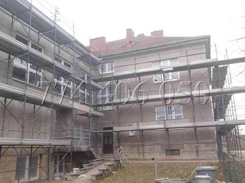Prodám stavební lešení 661,5 m2 - foto 7