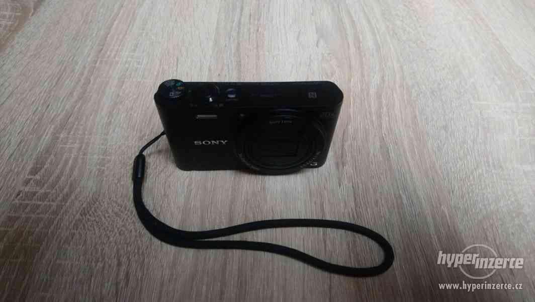 Prodej fotoaparátu Sony Cybershot DSC-WX350 v záruce