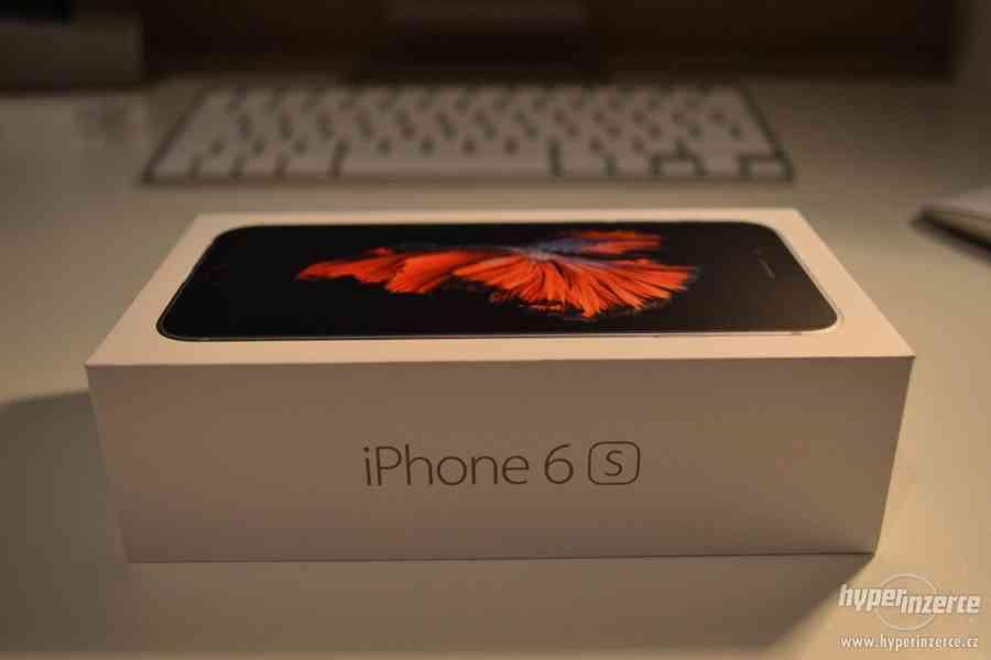 iPhone 6S 16 gb space grey - foto 1