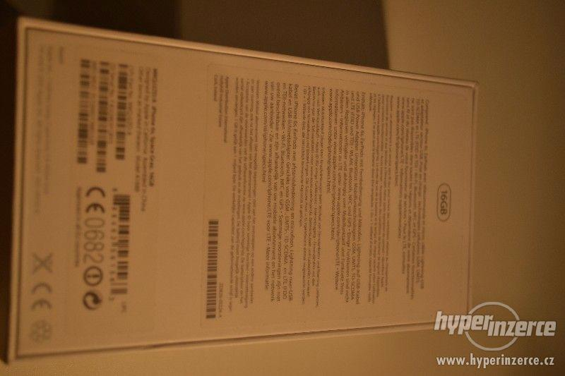 iPhone 6S 16 gb space grey - foto 5
